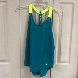 Nike dri fit athletic tank